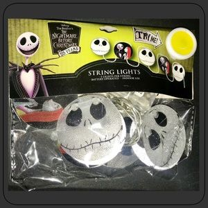 Other - Nightmare Before Christmas Lights